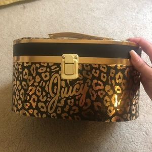 Juicy Couture Make Up Box
